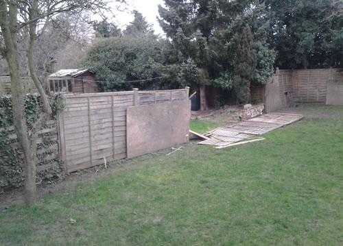 fencing installer derby